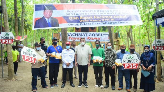 Rachmat Gobel: Koperasi Berperan Penting Sejahterakan Petani