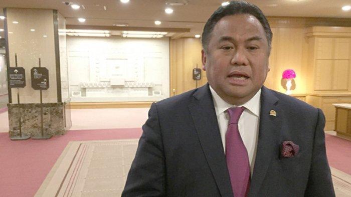Wakil Ketua DPR RI Rachmat Gobel Promosikan Teknologi Dirgantara Indonesia di Turki