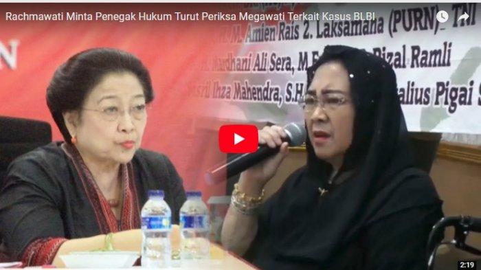 Rachmawati Wafat, Megawati Sampaikan Duka Cita ke Putra Almarhumah