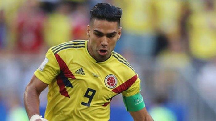 Radamel Falcao:  Gol Tercipta tak Berpelukan Padahal Selama Pertandingan Pemain Terus Bersentuhan