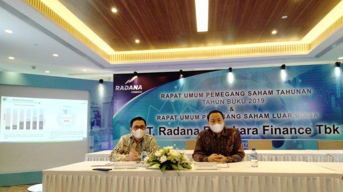 Radana Finance Cetak Laba Rp 7,2 Miliar Setelah Rugi Selama Tiga Tahun