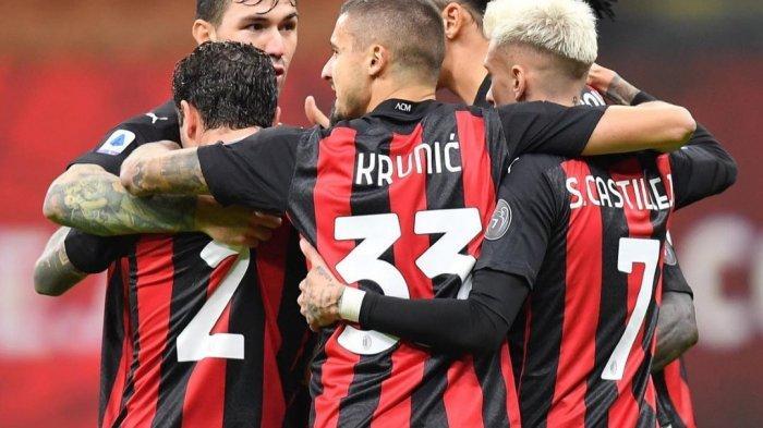 AC Milan Pinang 2 Pemain Inter KW, Atalanta Pasang Keterangan Not For Sale untuk Ilicic & Pessina