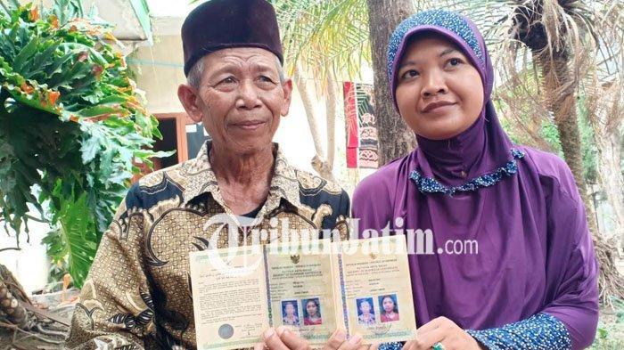 Alasan Vadela Janda Muda Asal Madiun Mau Dinikahi Kakek Usia 70 Tahun Cari Yang Berpengalaman Tribunnews Com Mobile