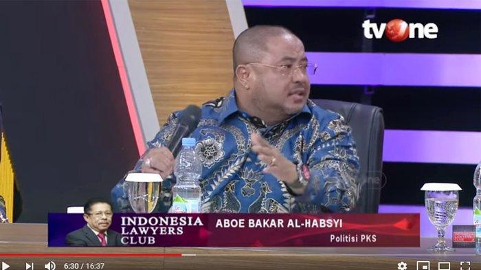 ILC TVOne Bahas Radikalisme, PKS: Ini Pelaku Sebenarnya Radikalisme di Indonesia, Sudah Terbukti