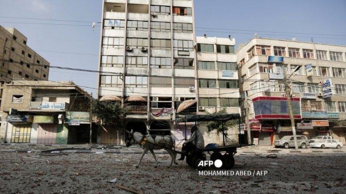Indonesia Minta Israel Buka Akses Tim Kemanusiaan ke Jalur Gaza