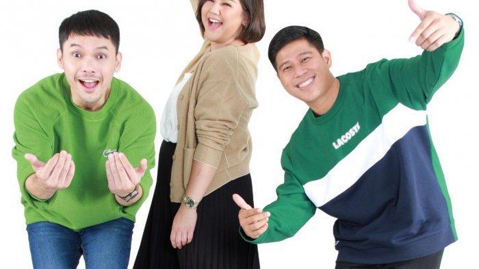 Pandemi, Ben Kasyafani dan Sissy Prescillia Bahagiakan Jiwa Raga Orang Indonesia Lewat Radio Show