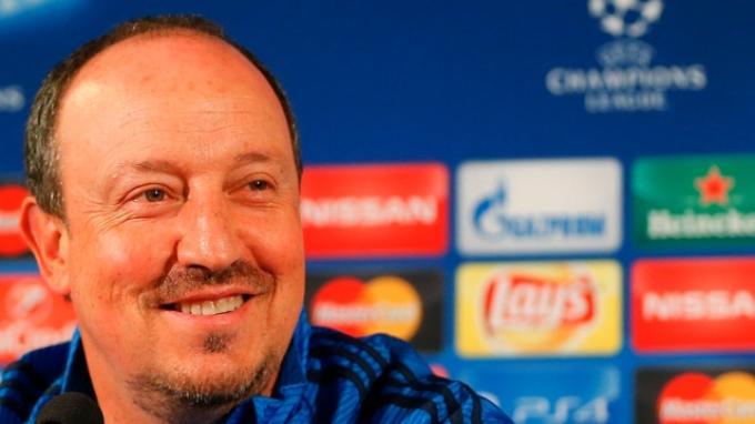 Real Madrid Menang Rafael Benitez Riang Gembira