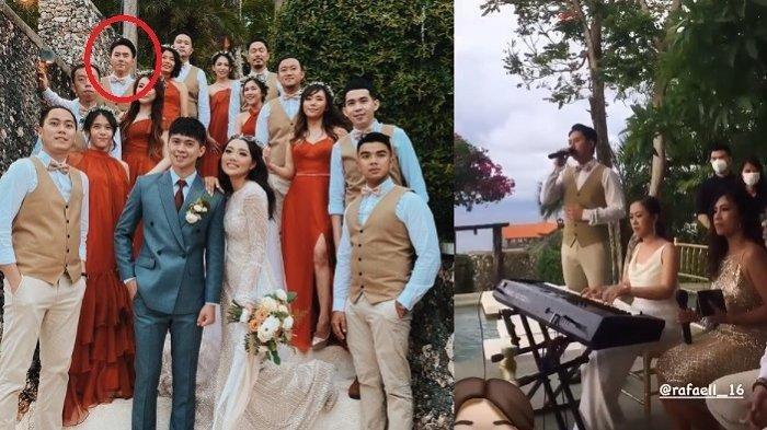 Kasih Tak Sampai, Rafael SMASH Bersedia Jadi Pengiring di Pernikahan Mantan Pacar