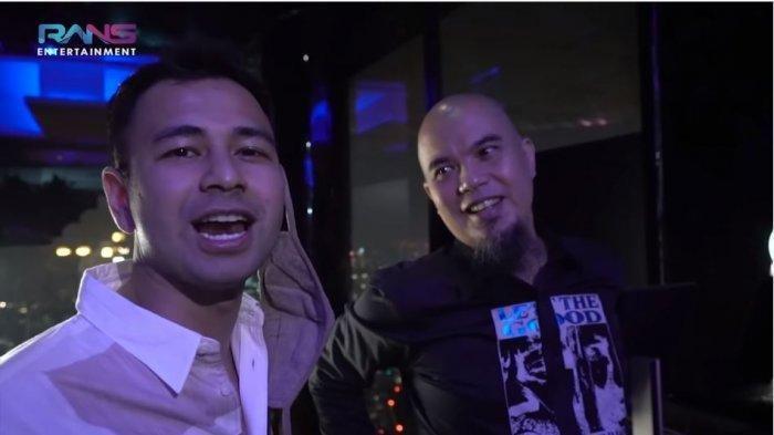 Bertemu Ahmad Dhani di Acara Ulang Tahun Aurel, Raffi Ahmad Minta Maaf Tak Pernah Jenguk ke Penjara