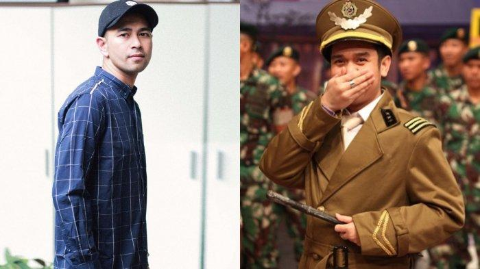 Raffi Ahmad Akui dapat 'Warisan' dari Almarhum Olga Syahputra, Ari Lasso: Bayaran Lo Bukan Per Show
