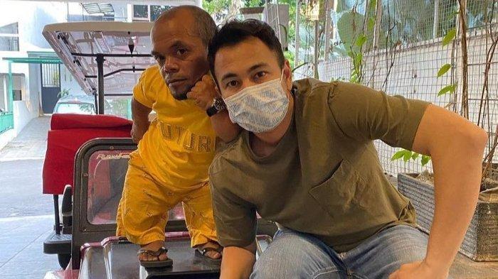 Raffi Ahmad Beli Mobil Baru untuk Ucok Baba karena Gabut: Seneng Lho Ngelihat Orang Seneng