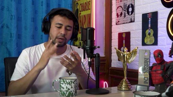 Raffi Ahmad dippadcat Sule Tv Chanel, belajar dari pengalaman hidup masa lalu