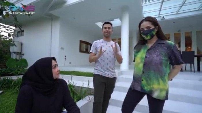 Raffi Ahmad disebut perhitungan oleh Mama Rieta karena respon begini saat diminta saham Rans 50 persen.