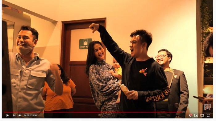 Raffi Ahmad ikut senang Baim Wong dapat MURI.
