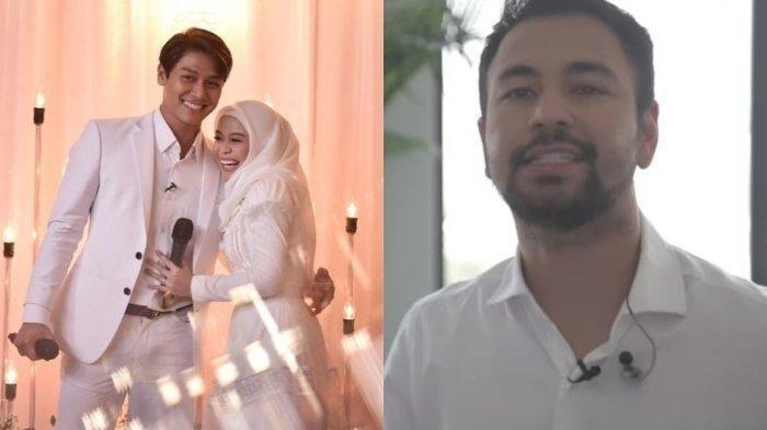 Raffi Ahmad dan Nagita Slavina pamer dapat kado mewah dari Rizky Billar.