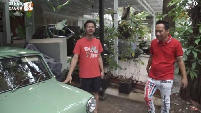 Raffi Ahmad Menaikkan Harga Mobil yang Ditawar Denny dan Baim Jadi Rp 1,1 Miliar: Bukan Mata Duitan