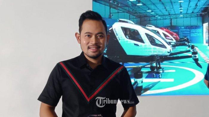Gilang 'Juragan99' Sang 'Crazy Rich' Ungkap Alasan Tertarik Jadi Presiden Arema FC