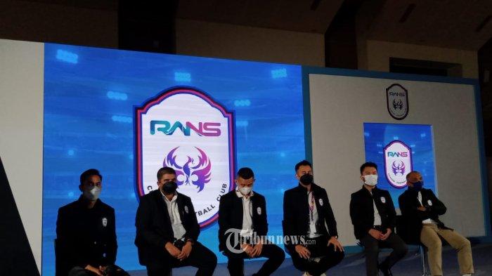 Ikuti Jejak CEO Persis Solo Kaesang Pangarep, Raffi Ahmad & RANS Cilegon FC Sowan ke PSSI