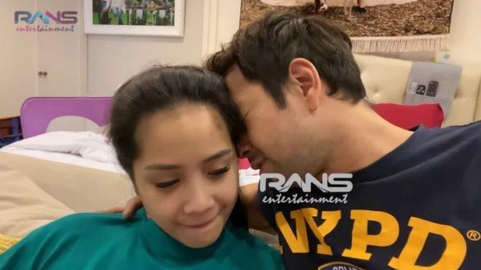 Raffi Ahmad ungkap Nagita Slavina keguguran setelah hamil satu bulan, diunggah Sabtu (29/2/2020).