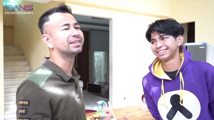 Pertama Bertemu Raffi Ahmad, Dimas Penjual Bakso Mirip Suami Nagita Slavina Kaget Bakal Dikuliahkan