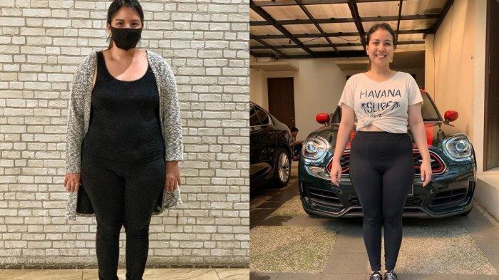 Diet Tya Ariestya Sukses, Berat Badan Turun 25 Kg, Bikin Suami Ogah Cari Istri Muda