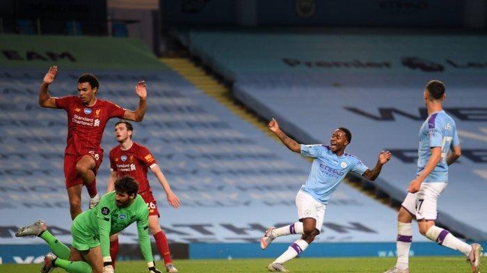 Klasemen Liga Inggris: Liverpool Dibantai Man City, Spurs Takluk