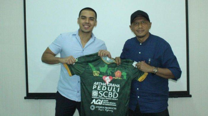 Rahmad Darmawan resmi menjadi pelatih PS Tira.