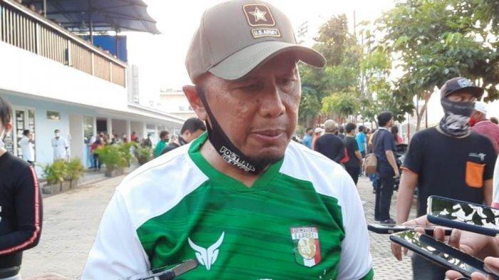 Madura United Hingga Minggu Ini Tetap Fokus ke Latihan Pematangan Fisik kata Rahmad Darmawan