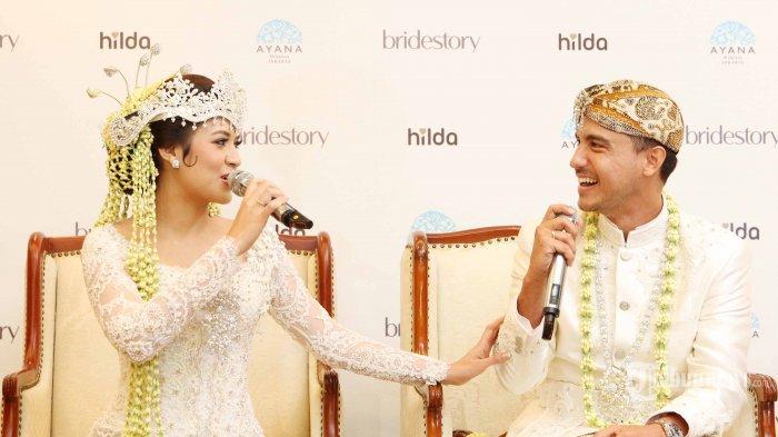 So Sweet Inilah Alasan Raisa Mau Menikah Dengan Hamish Daud Tribunnews Com Mobile
