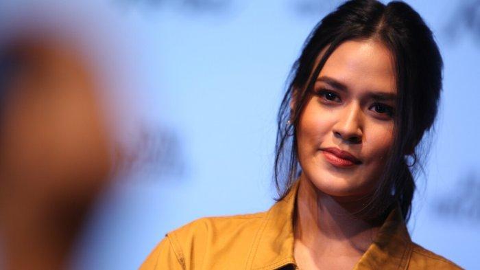 Penyanyi Raisa di Jakarta Selatan, Selasa (9/7/2019).