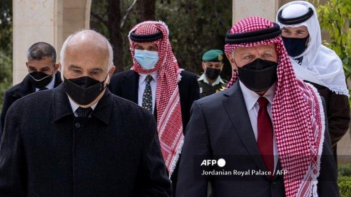 Raja Yordania dan Saudara Tirinya Tampil di Publik Pertama Kalinya Sejak Isu Keretakan Hubungan