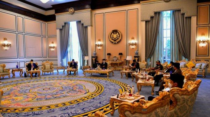 UMNO Desak Pemerintah Malaysia Adakan Pertemuan Parlemen, Jika Tidak Dianggap Khianati Raja