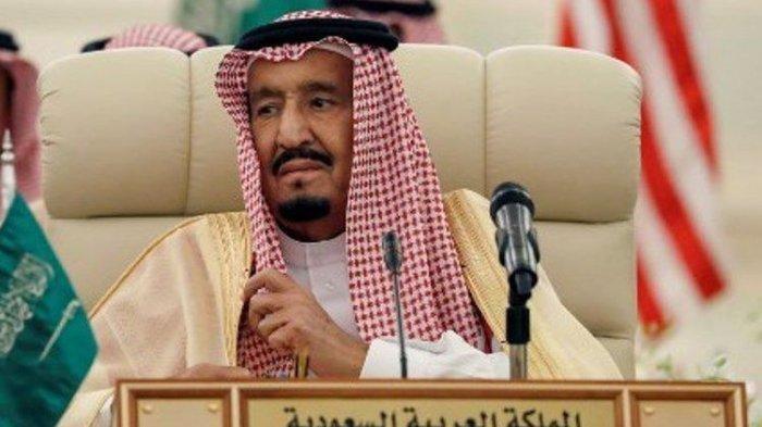 Raja Arab Saudi, Salman bin Abdul Aziz.