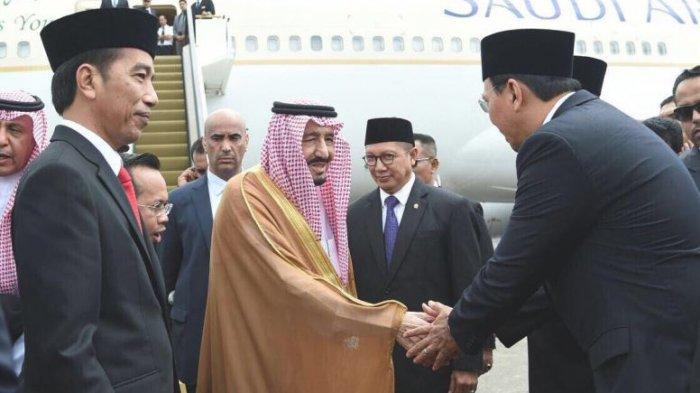 Maret 2017: Jadi Sorotan, Cara Unik Raja Salman Jabat Tangan Ahok!