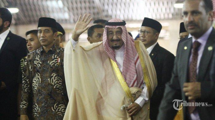 Raja Salman Ingin Bantu Pembangunan Museum di Masjid Istiqlal