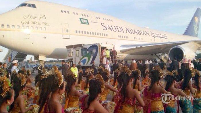 Raja Salman Perpanjang Masa Liburan di Bali, Apa Komentar Menpar?