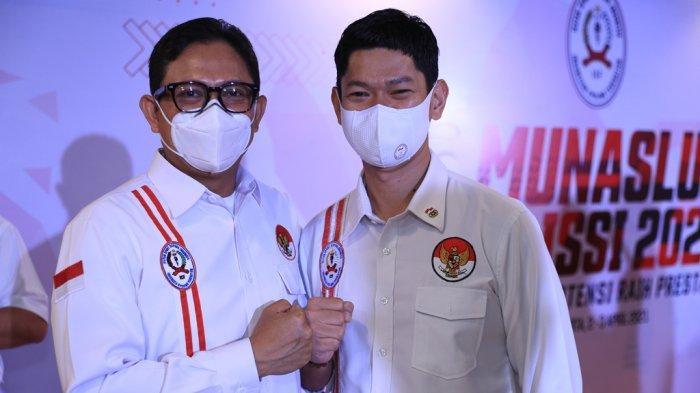 Listyo Sigit Prabowo Terpilih Secara Aklamasi Jadi Ketua umum PB ISSI Periode 2021-2025