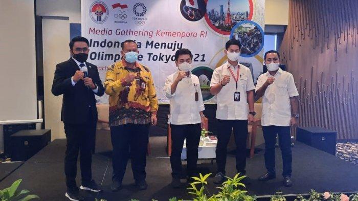 Kemenpora Berikan Atlet Indonesia Penerbangan Kelas Bisnis Ke Tokyo