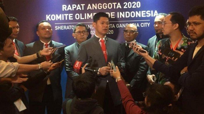 Olimpiade Tokyo 2020 Ditunda atau Sesuai Jadwal? NOC Indonesia Tetap Dukung IOC