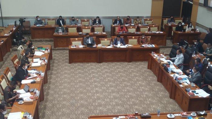 Disinggung Komisi III DPR soal Disparitas, Begini Jawaban Jaksa Agung