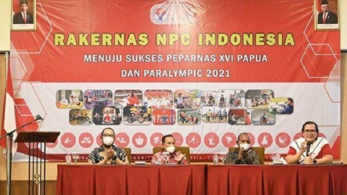Rakernas National Paralympic Committee of Indonesia: 16 Provinsi Belum Dapat Fasilitas Untuk Atlet