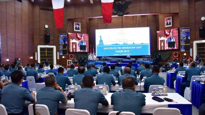 TNI AL Gelar Rakorlog TA 2019