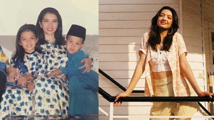 Raline Shah Gemar Pamerkan Foto Lawas Masa Kecil, Intip Potret Cantiknya dari Masa ke Masa