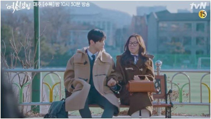 Nonton Drama True Beauty Episode 14 Sub Indo, Su Ho Cemburu pada Ju Kyung dan Seo Jun