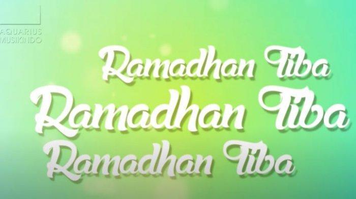Chord Gitar dan Lirik Lagu Ramadhan Tiba dari Opick, 'Ramadhan Tiba, Marhaban Ya Ramadhan'