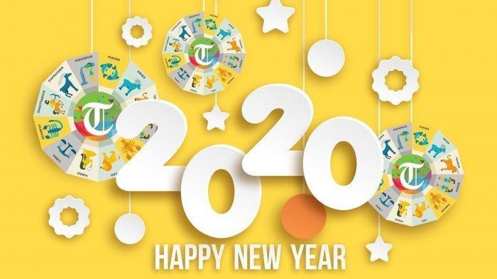 Ramalan zodiak Rabu 1 Januari 2020