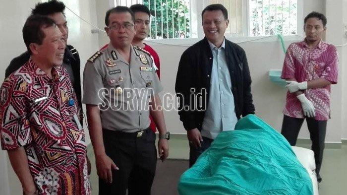 Perampok Nasabah Bank Komplotan Lampung Ditembak Mati di Surabaya
