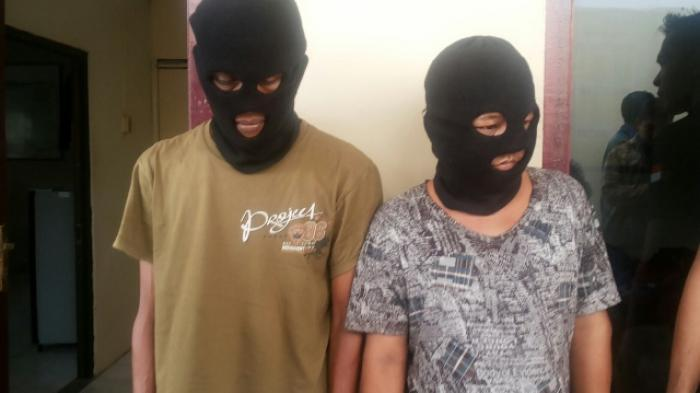 Dua Pelaku Pembobolan Rumah di Jambi Tertangkap, Satu Buron