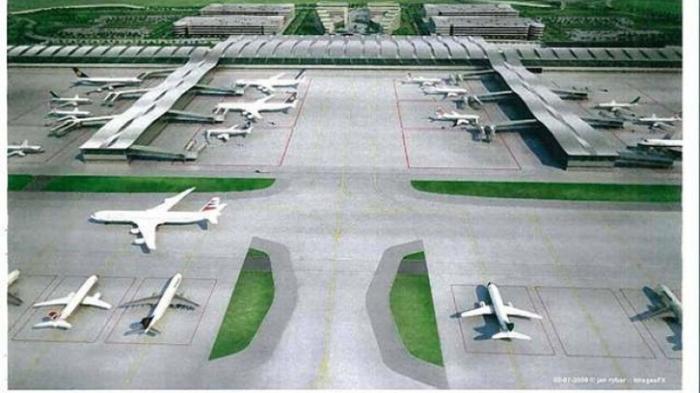 Angkasa Pura I Minta Warga Kosongkan Lahan Terdampak Bandara NYIA 22 September