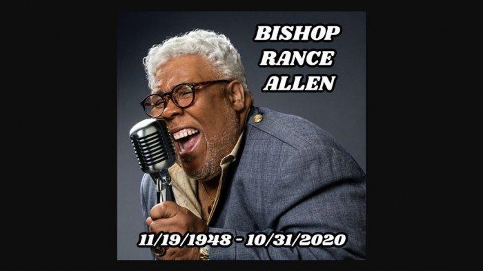 Rance Allen Meninggal Dunia